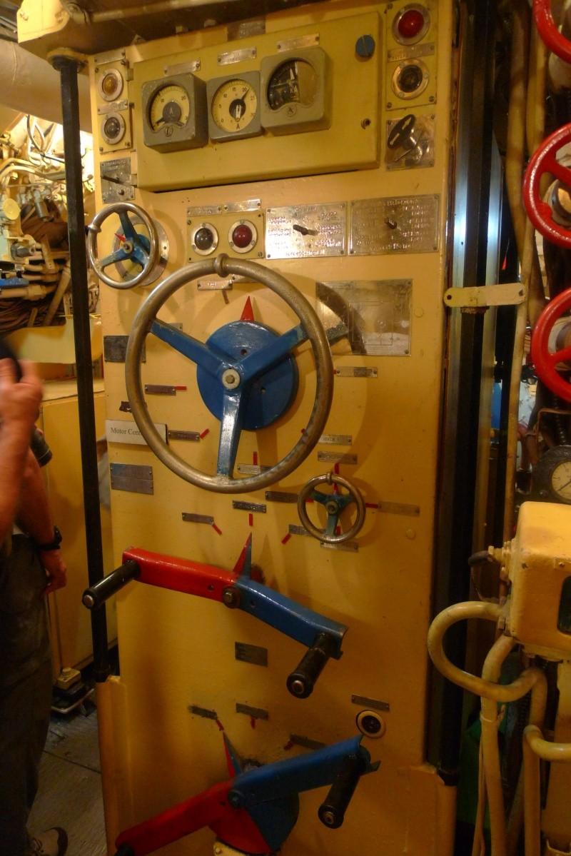 [ Associations anciens Marins ] Le congrès international des anciens sous-mariniers à San Di L1010815