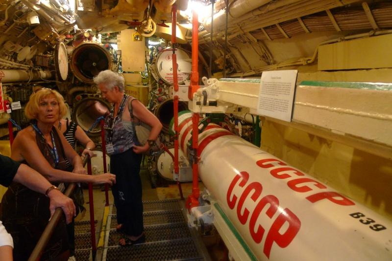 [ Associations anciens Marins ] Le congrès international des anciens sous-mariniers à San Di L1010816