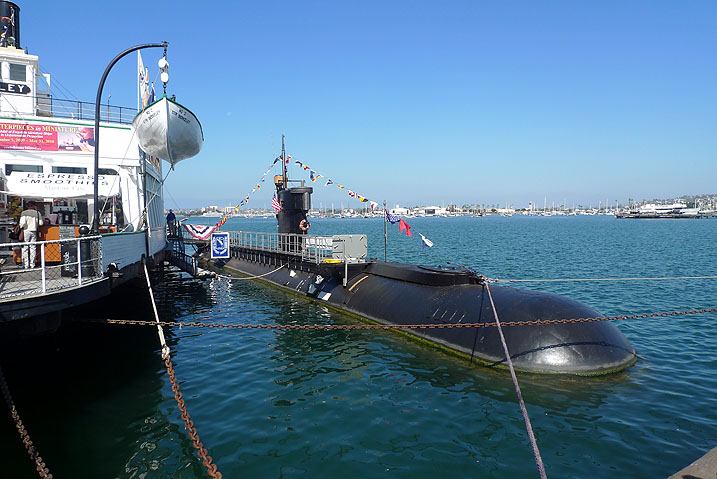 [ Associations anciens Marins ] Le congrès international des anciens sous-mariniers à San Di - Page 2 L1010817
