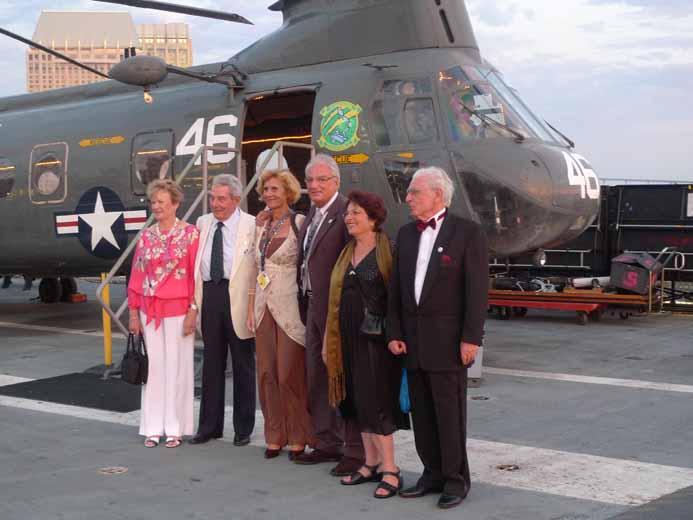 [ Associations anciens Marins ] Le congrès international des anciens sous-mariniers à San Di M1010