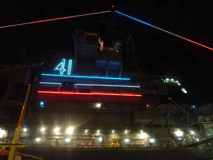[ Associations anciens Marins ] Le congrès international des anciens sous-mariniers à San Di M110
