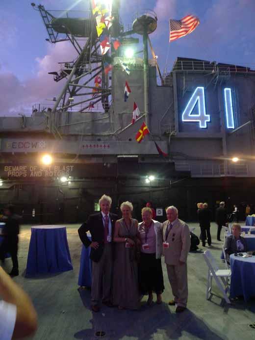 [ Associations anciens Marins ] Le congrès international des anciens sous-mariniers à San Di M1110