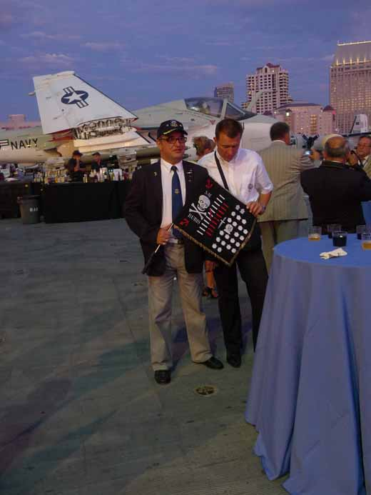 [ Associations anciens Marins ] Le congrès international des anciens sous-mariniers à San Di M1410