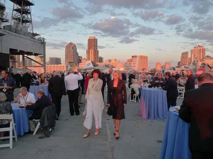 [ Associations anciens Marins ] Le congrès international des anciens sous-mariniers à San Di M1510