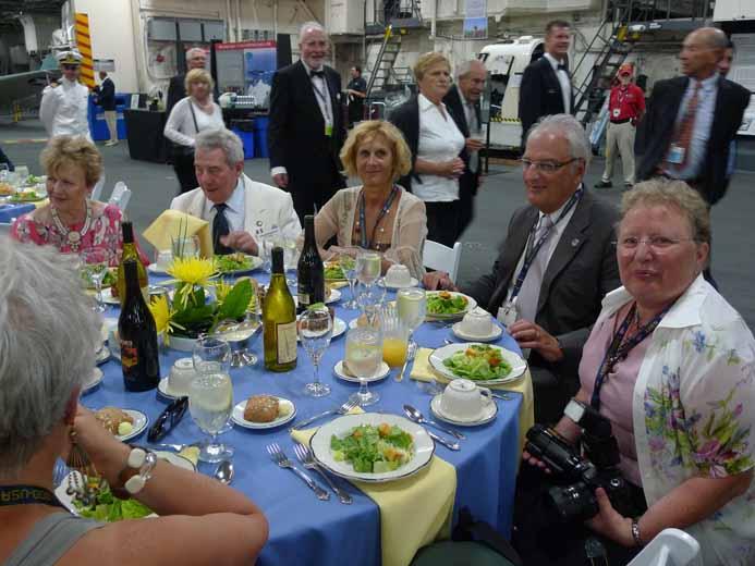 [ Associations anciens Marins ] Le congrès international des anciens sous-mariniers à San Di M1710