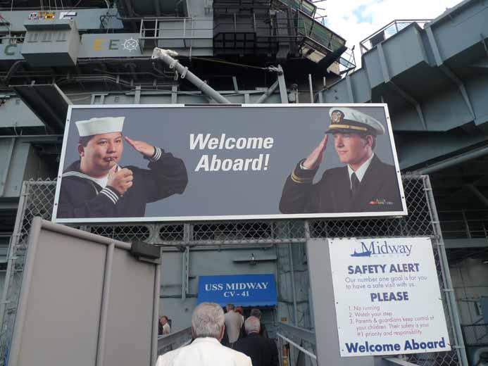 [ Associations anciens Marins ] Le congrès international des anciens sous-mariniers à San Di M310