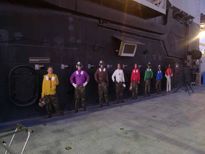 [ Associations anciens Marins ] Le congrès international des anciens sous-mariniers à San Di M410