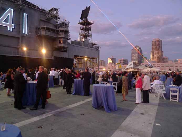 [ Associations anciens Marins ] Le congrès international des anciens sous-mariniers à San Di M510