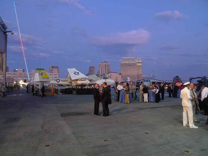 [ Associations anciens Marins ] Le congrès international des anciens sous-mariniers à San Di M610