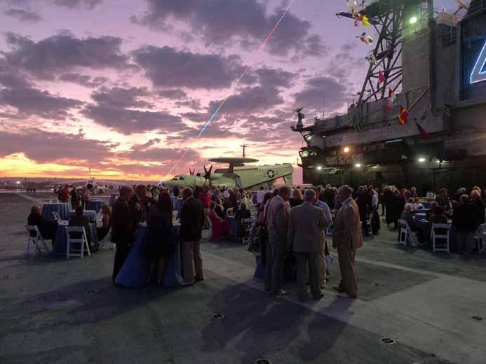 [ Associations anciens Marins ] Le congrès international des anciens sous-mariniers à San Di M710