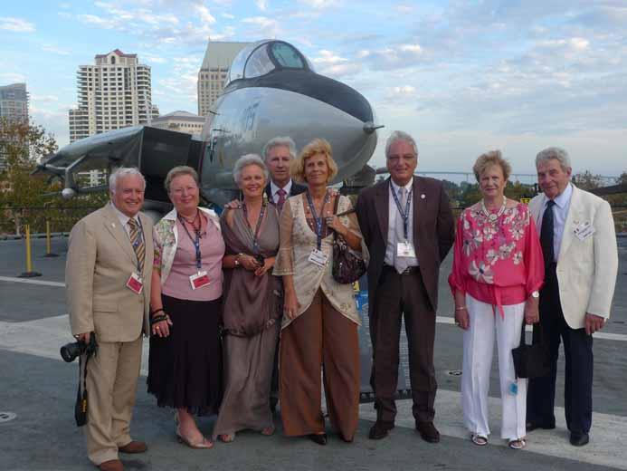 [ Associations anciens Marins ] Le congrès international des anciens sous-mariniers à San Di M810