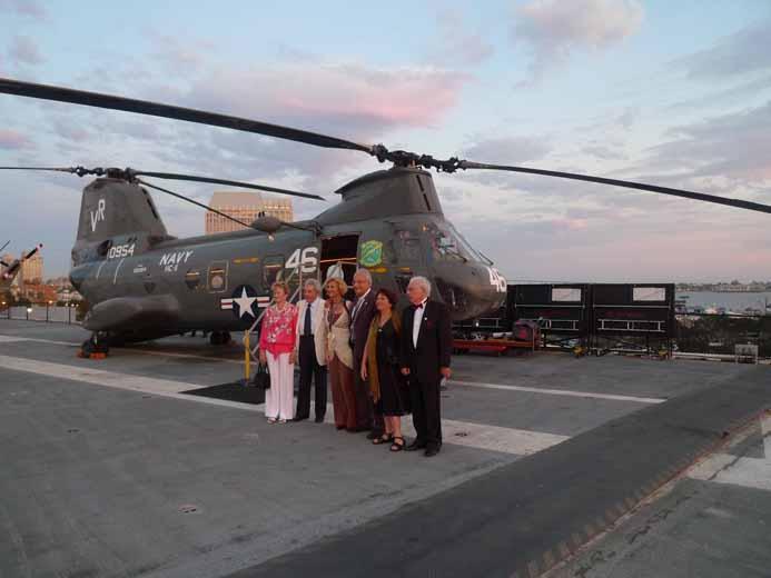 [ Associations anciens Marins ] Le congrès international des anciens sous-mariniers à San Di M910