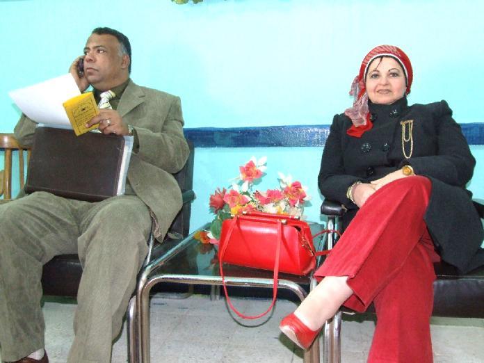 زيارة الاستاذ الدكتور عزت الخياط 210