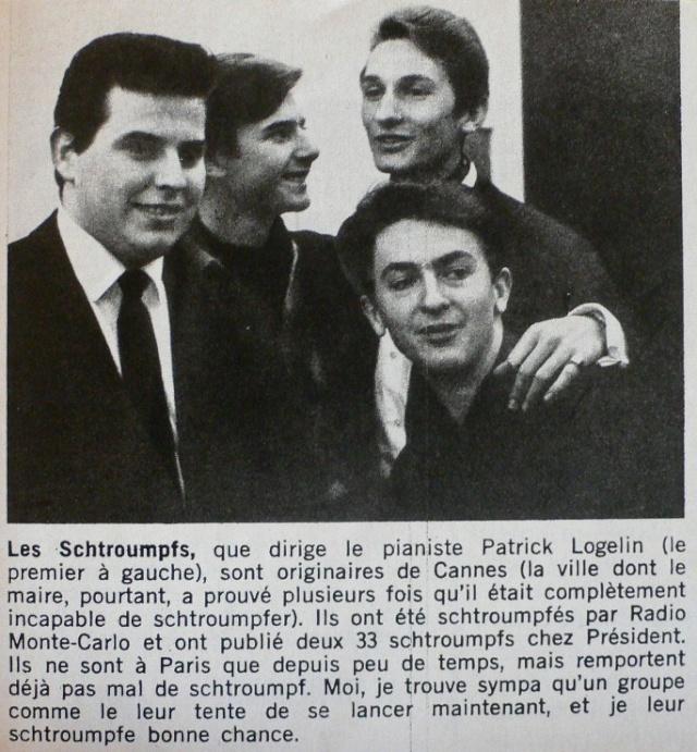les schtroumpfs - 1963 - Zzzzzs11