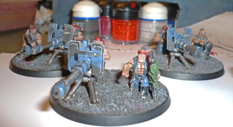 Galerie de Dindon: Space Marines et autres ! Armesl10