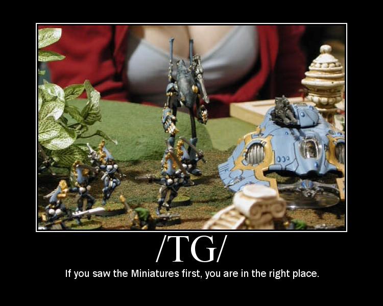 Humour 40K et Figurines Insolites Tg10
