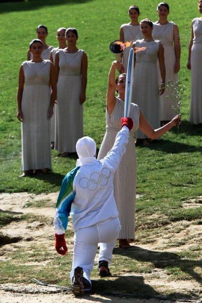 La flamme des Jeux Olympiques Vancouver 2010 prend son départ au Canada ! 10434_10