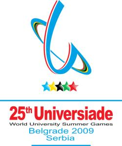 Universiade d'été : Belgrade du 1 au 12 Juillet 2009 2009_s10