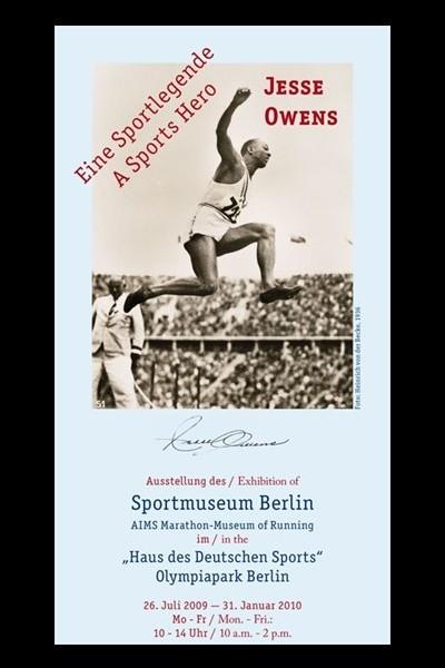 """Exposition """"Hesse Owens retourne à Berlin"""" - de juillet 2009 à janvier 2010 52312510"""
