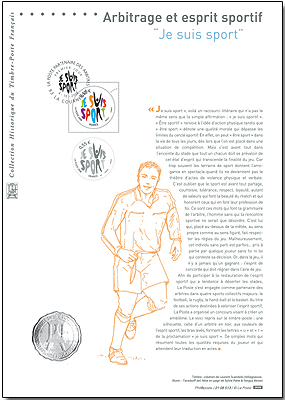 "Timbre ""Je suis Sport"" (Ed. 2008) Docphi10"