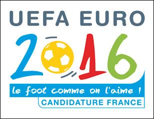 La France candidate à l'Euro 2016 (Football) Euro2010