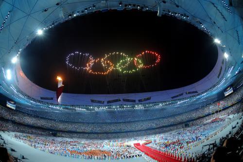Hymne aux Jeux Olympiques (vidéo) Feu_ar10