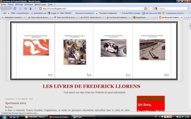 Un afcosien publie sur le sport automobile Fredlo10