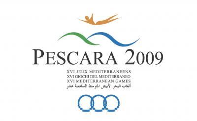 Jeux Méditerranéens de Pescara 2009, c'est parti... Logo_p10