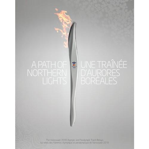 Vancouver 2010 : Livre sur le parcours des relais de la flamme Poster10
