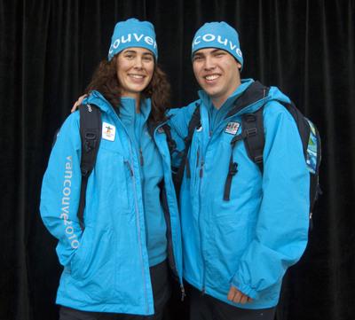 Vancouver 2010 : les uniformes des volontaires dévoilés Van210