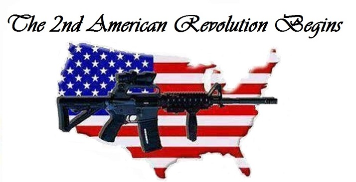 The 2nd American Revolution Begins