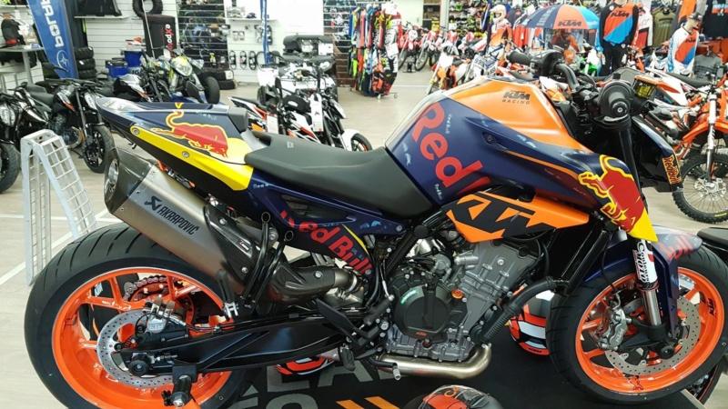 Les KTM 790 Duke du net! 38492610