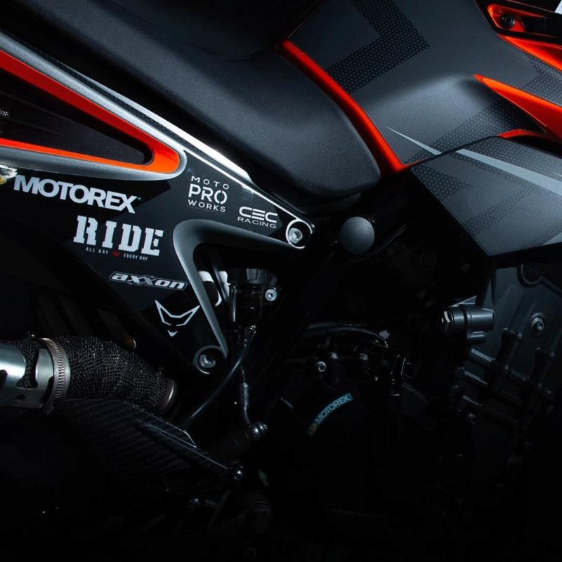 Motoproworks ktm 790 Duke 45342010