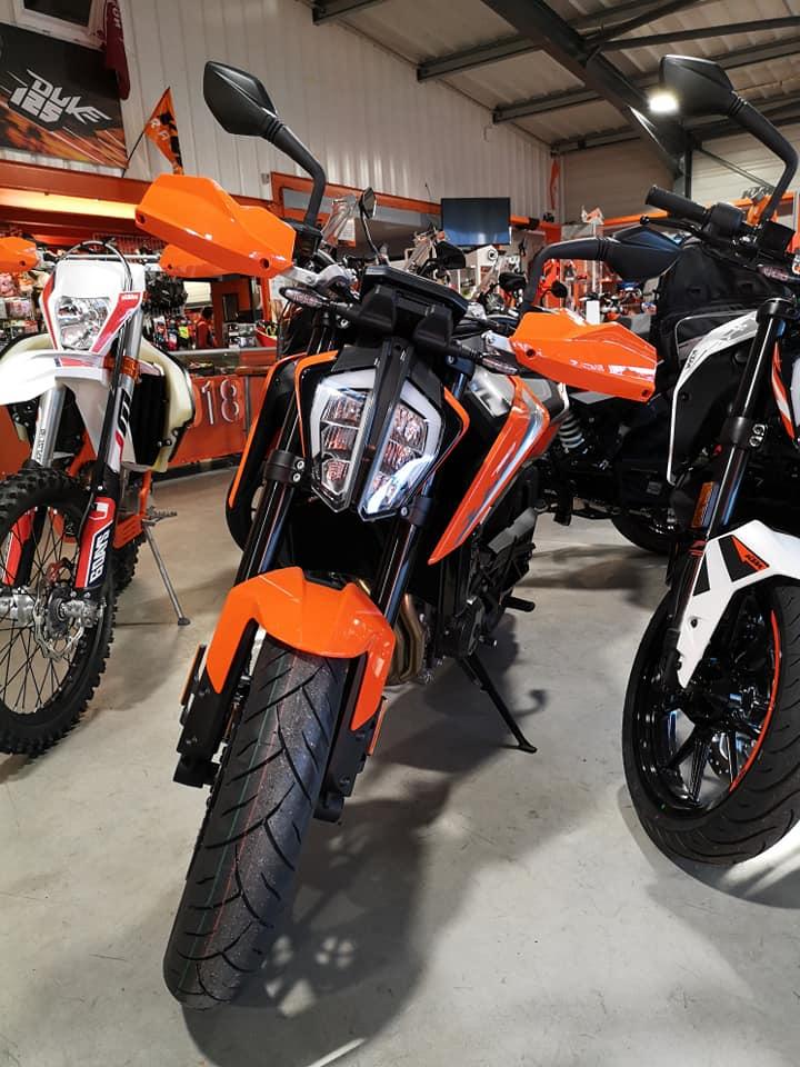 Kit protège main KTM 46518710