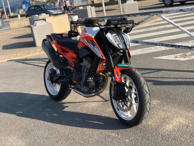 Les KTM 790 Duke du net! - Page 2 52917910