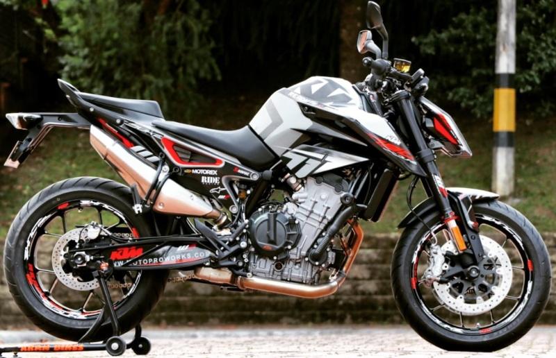 Les KTM 790 Duke du net! - Page 2 54351010