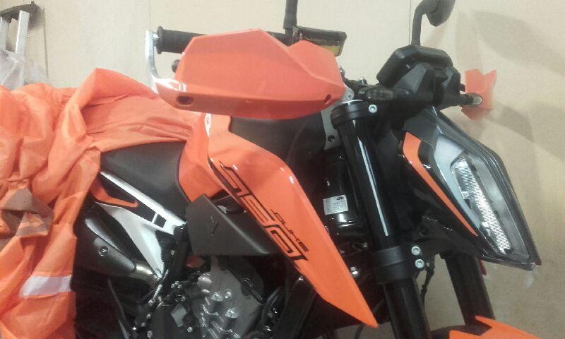 Kit protège main KTM 91610