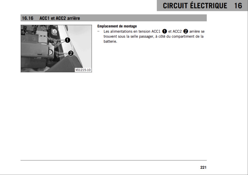 Prise ACC1 et ACC2 KTM 790 DUKE Captu144