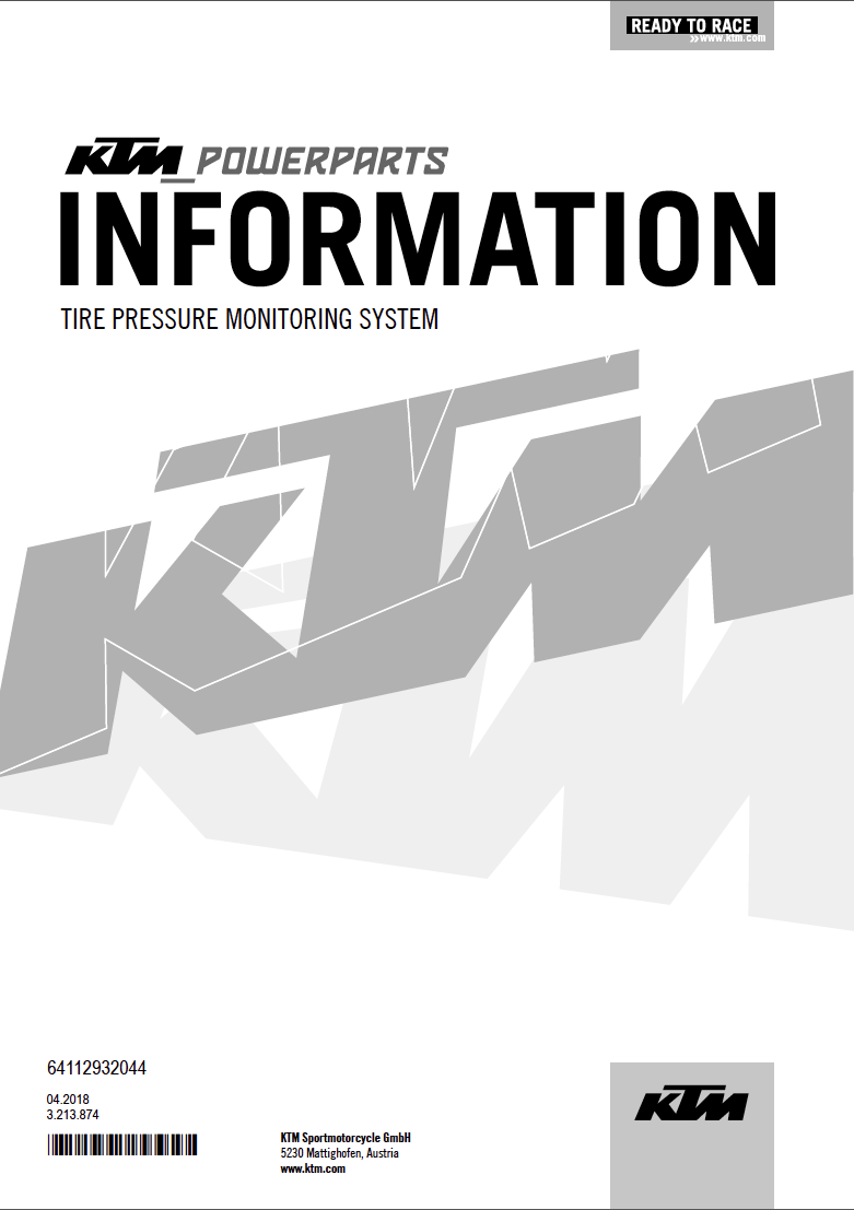 TPMS: KTM 790 Duke Captu226
