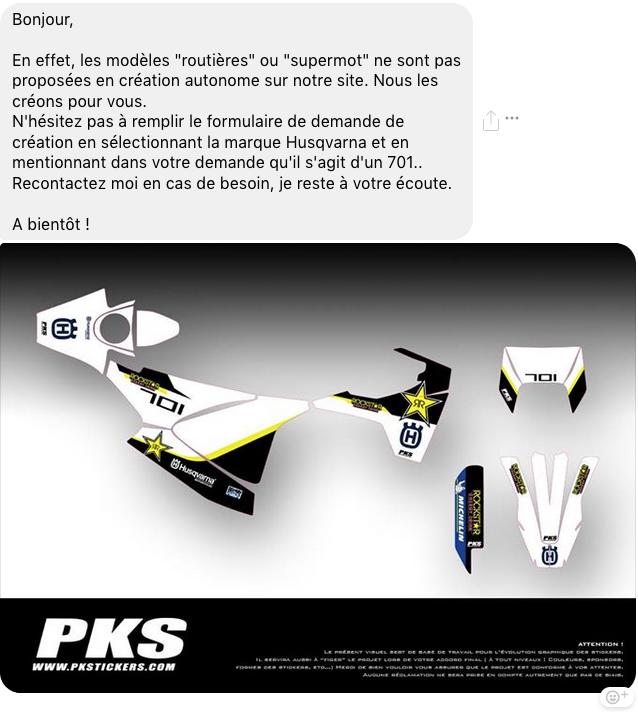 PKS: Kit déco 790 Duke Captu346