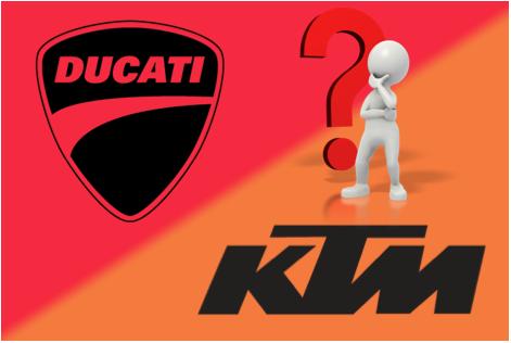 Le rouge Ducati pourrait passer au orange KTM selon Stefan Pierer Captu348