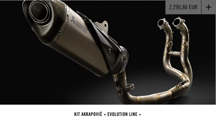 "Kit Akrapovič ""Evolution Line"" Captu432"