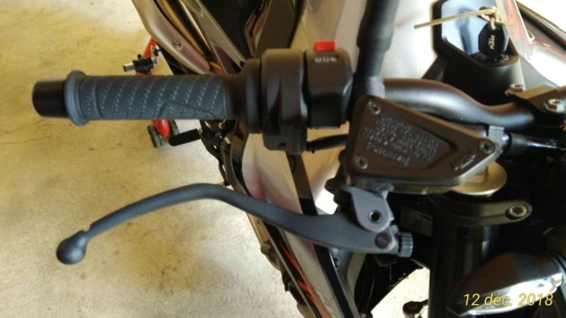 KTM 790: Prise en main! P_201112