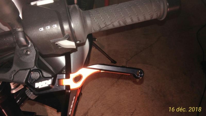 KTM 790: Prise en main! P_201125