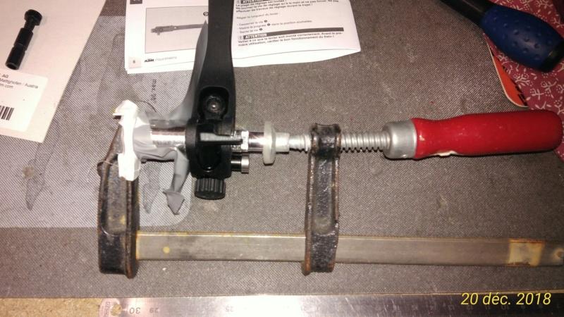 KTM 790L: Prise en main! P_201135