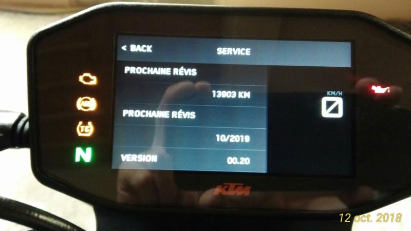 KTM 790L: Prise en main! P_201856