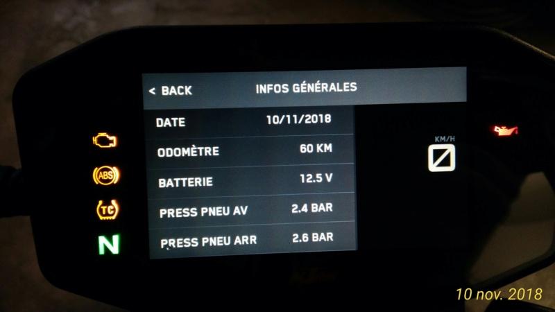KTM 790: Prise en main! P_201861
