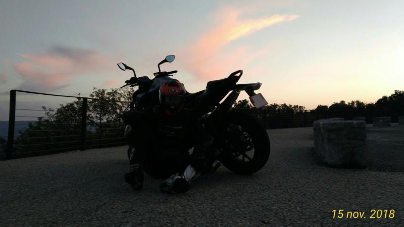 KTM 790: Prise en main! P_201888