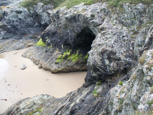 Holy Island Caves 100_0710