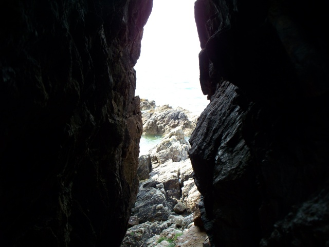 Anglesey's Sea Caves 100_0842